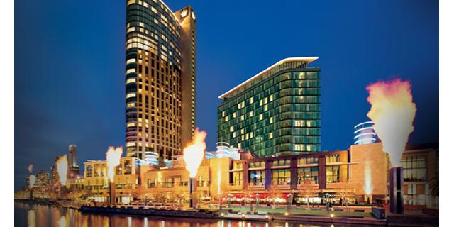 Photo Melbourne skyline
