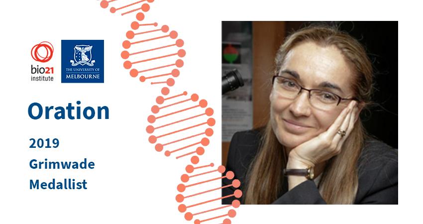 Image for 2019 Grimwade Medallist Oration: Prof Eva Nogales (UC Berkeley, USA)
