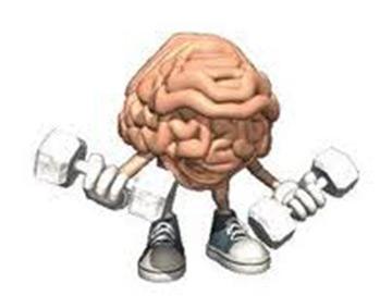 cartoon illustrating neural plasticity