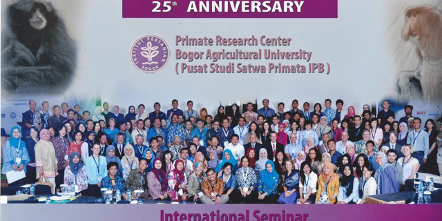 Group photo of participants at Bogor Conference