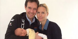 Gregor, Marit and Lily