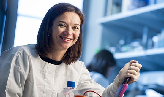 photo of Professor Katherine Kedzierska