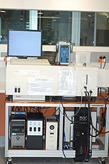 photo of Circular Dichroism Spectrometer
